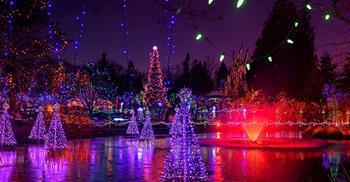 Vancouver Işık Festivali