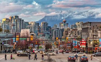 Vancouver Uçak Bileti