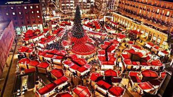Viyana'da Noel