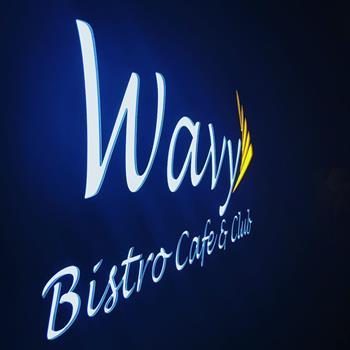 Wavy Bistro, Cafe & Club