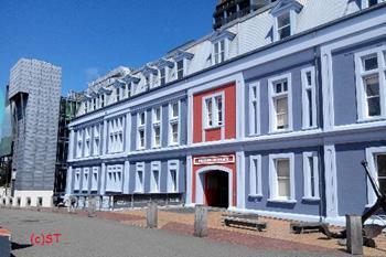 Wellington Şehir ve Denizcilik Müzesi