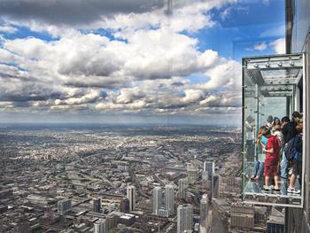 Willis Kulesi & Skydeck Chicago
