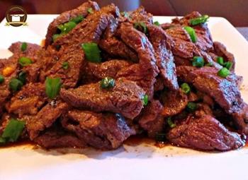 Zencefilli Biftek