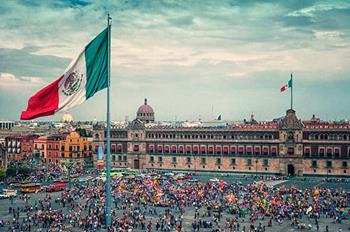 Zocalo Meydanı